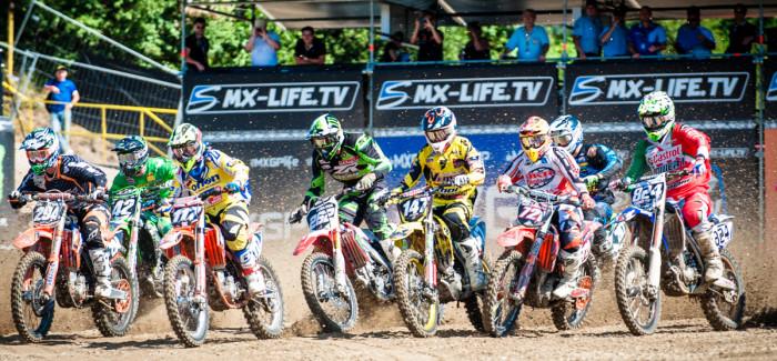 Loket, Cseh Motocross GP – EMX 250