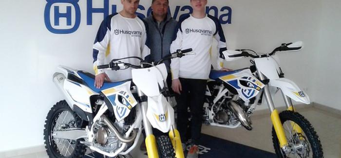 Új! Maurer Husqvarna Racing…