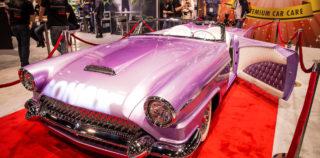Élő amerikai autóépítő-legenda az AMTS-en