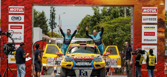 40. Dakar – 1. szakasz