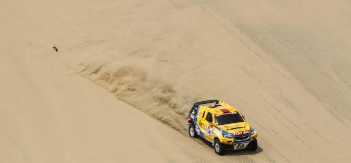 40. Dakar – 2. szakasz