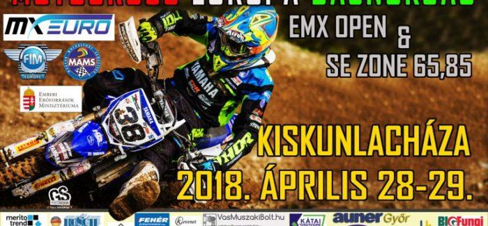 Zóna EMX és MX Open Kiskunlacházán