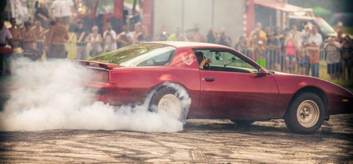 Célegyenesben a Nemzetközi Amerikai Autó Fesztivál