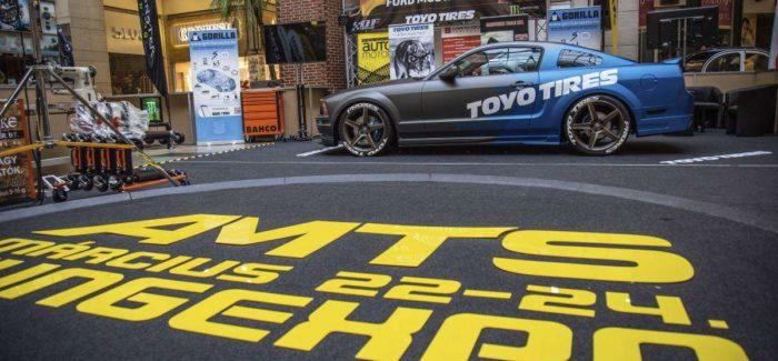 AMTS – Ford Mustang lesz a fődíj