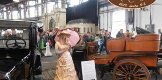 Oldtimer Show a Vasúttörténeti Parkban