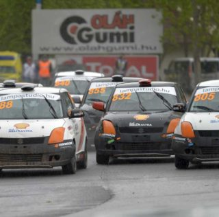 Makai György  újabb győztes hétvégéje – Hankook Racer Cup RX