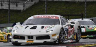 A Ferrari Budapest visszatért a versenysorozatba és győzelmet aratott